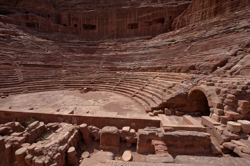 Nabataean Theater
