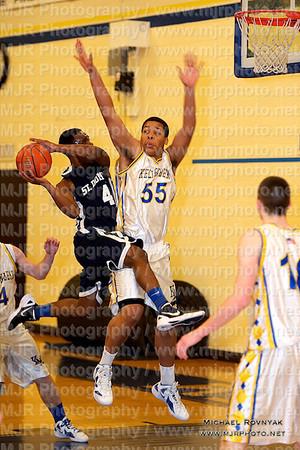 Kellenburg VS St Dominics, Boys Varsity Basketball 02.21.12