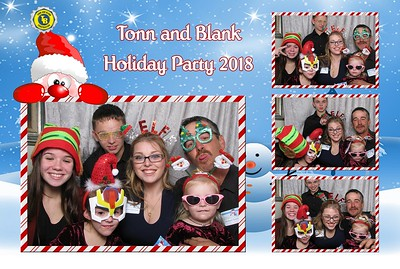 Tonn & Blank - Holiday Party 2018