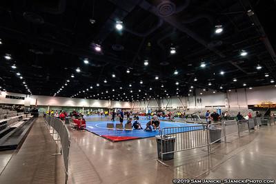 Venue Day 2 - 2019 Cliff Keen Las Vegas - 12/7/19