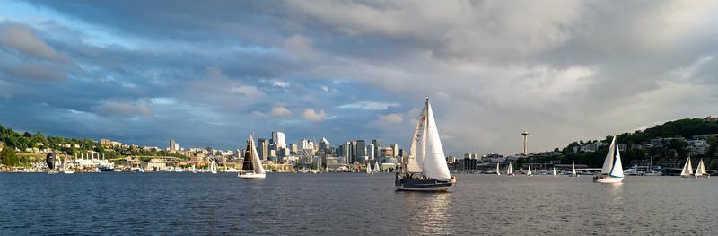 Lake Washington, Seattle