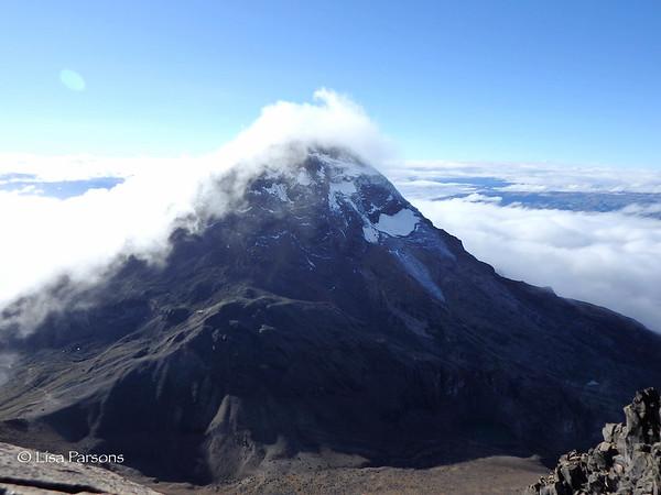 Iliniza Norte Mt. Climb