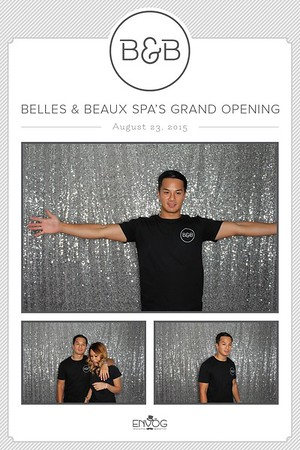 Belles & Beauxs Spa's Grand Opening (prints)