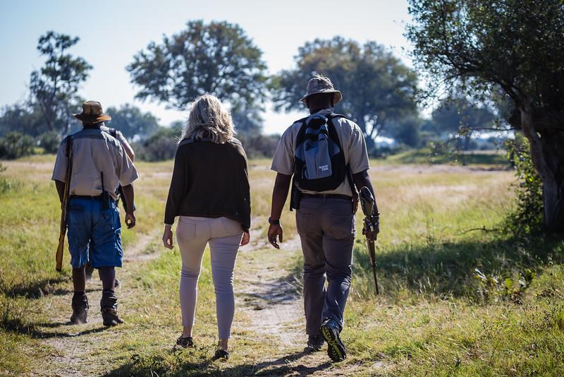 walking safari in Africa - Best Safari Shirt
