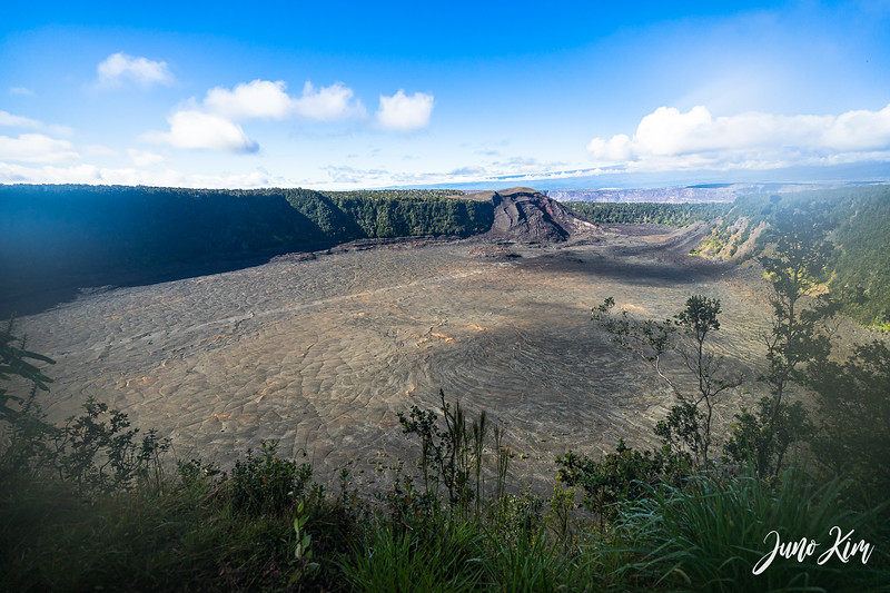 View from Kilauea Overlook