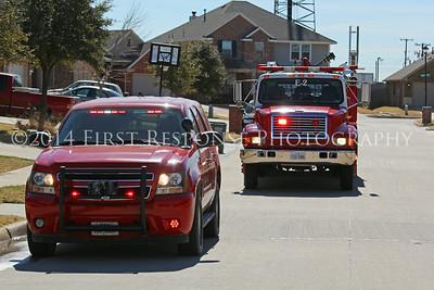 Melissa, TX. Command vehicles.