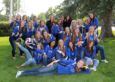 2017 FHS Volleyball