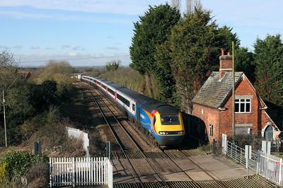 Nottingham - Grantham & Newark