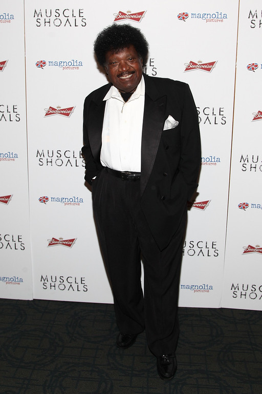 """. Percy Sledge attends the \""""Muscle Shoals\"""" New York screening at Landmark Sunshine Cinemas on September 19, 2013 in New York City.  (Photo by Taylor Hill/Getty Images)"""