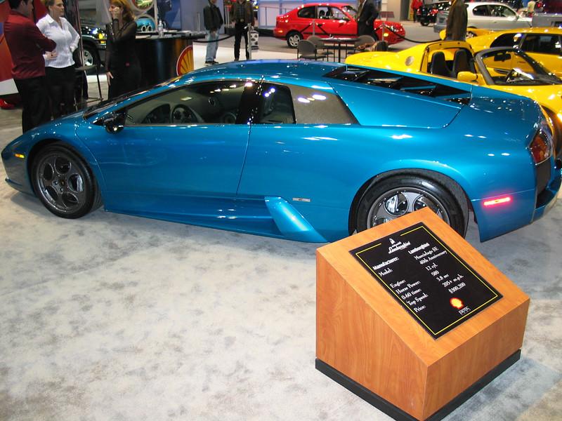Lamborghini Murcielago SE
