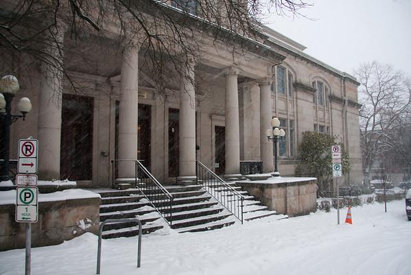 NWCT 2008 Snow!