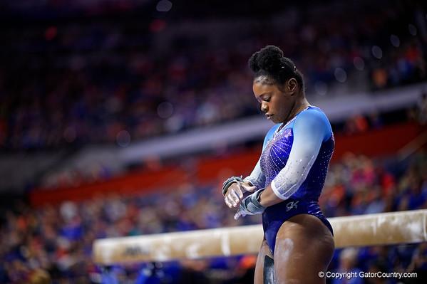 Florida Gators Gymnastics vs Georgia Bulldogs  02-22-2019
