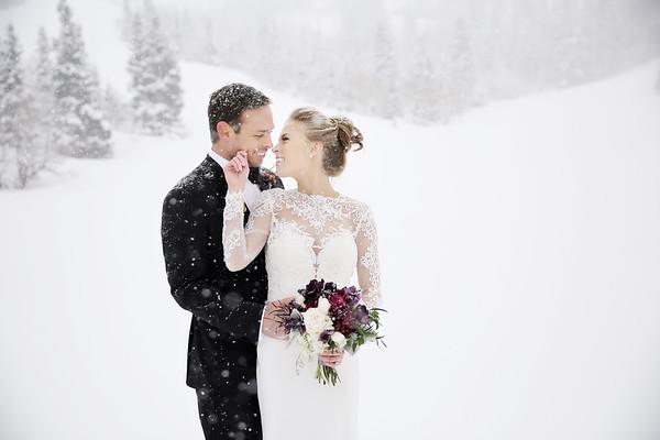 February 25, 2017 - Lauren Loughran and Jason Meisenzahl