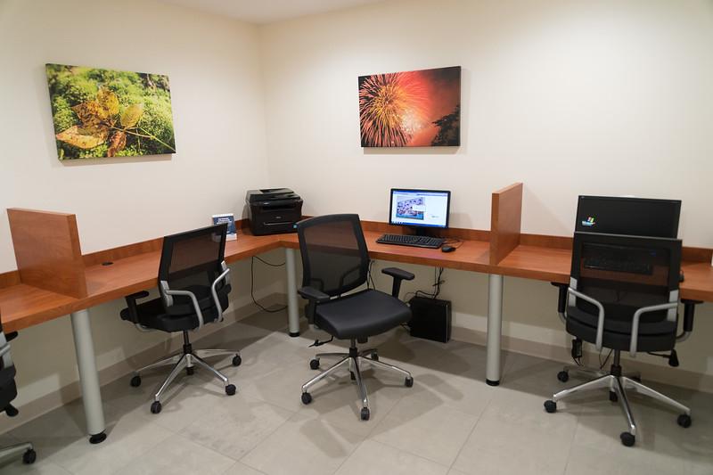Customer business center