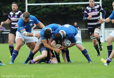 1st XV v Terenure (H) 20.09.2014 by Kevin Hegarty