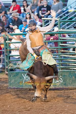 Rock Bottom 2016 Bull Riding