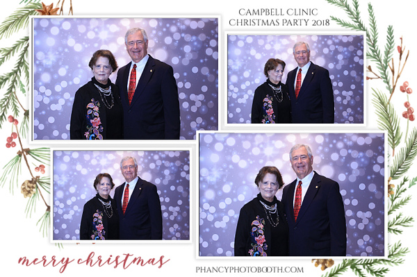 Campbell Clinic Christmas Party 2018