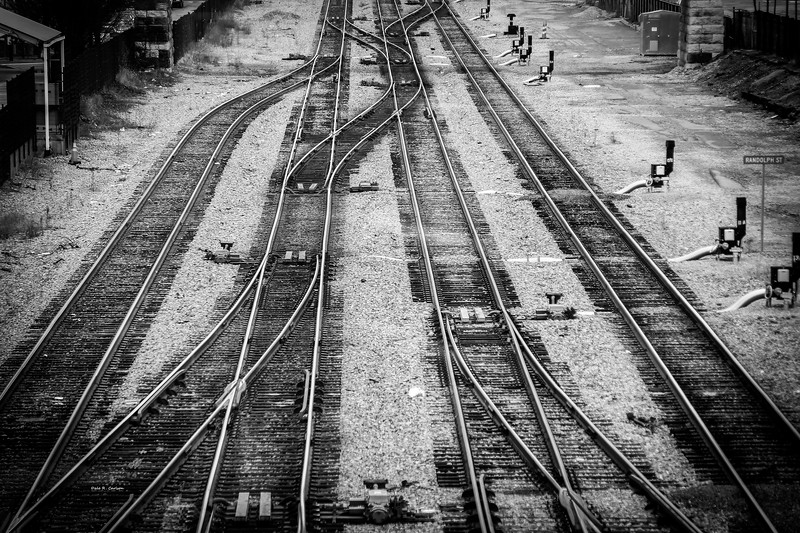 Tracks of Roanoke