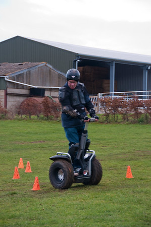Segway, 25th November, 2010