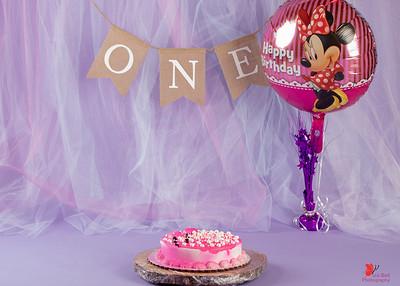 Rosalie 1st Birthday