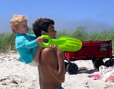 Family Beach 2020