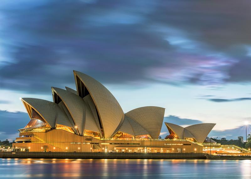 Night Music || Sydney