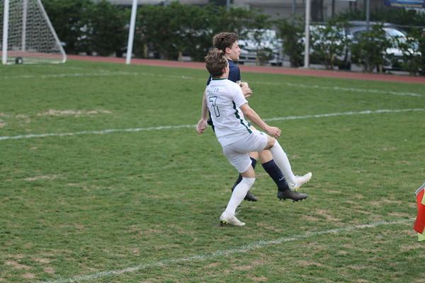 Boys Soccer (Lusher)