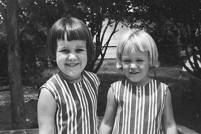 Kathy's 5th Birtday (28 May 1967)
