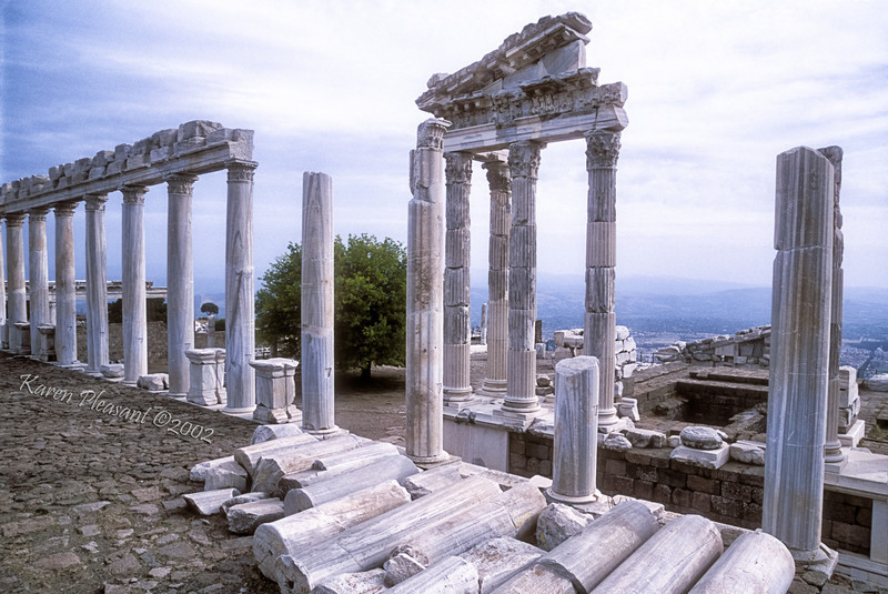 Historic Places in Turkey