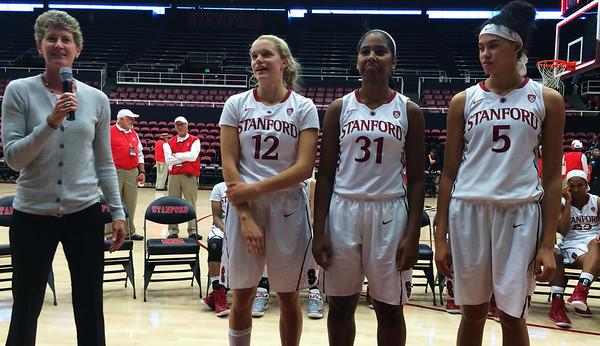 UCSD at Stanford 8 Nov 2014