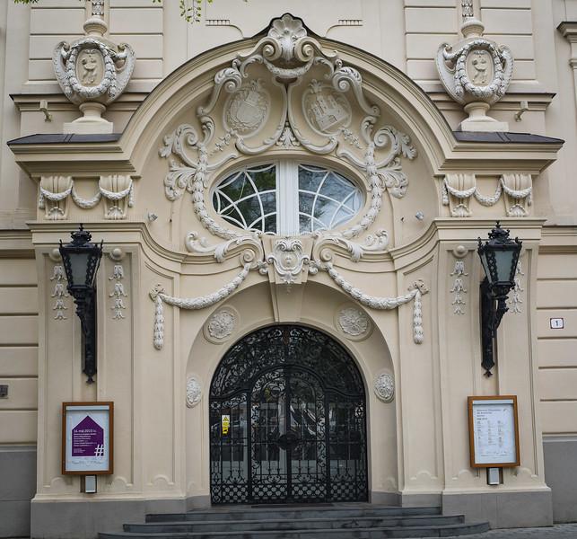 Bratislava: Concert Hall (1773)