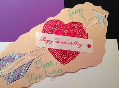 Secret Valentine - Gr 2