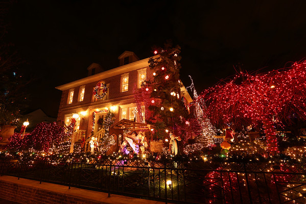 Dyker Lights 2012