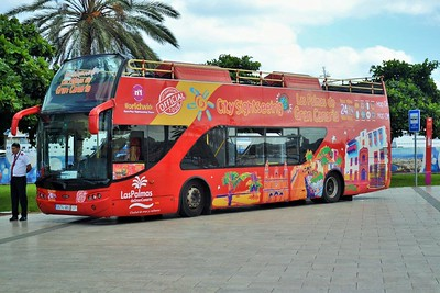Gran Canaria - buses and others