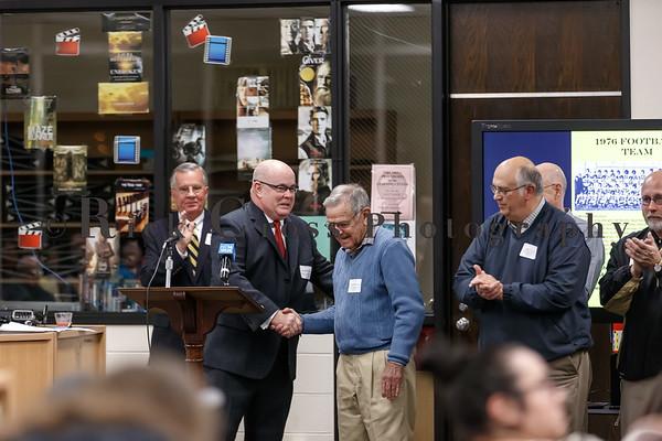 Galesburg Silver Streaks Hall of Fame Nov. 26, 2016