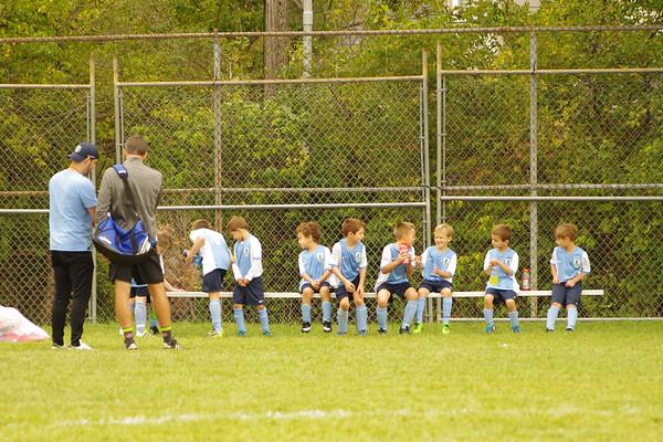 KDS Soccer 10-1 game 2