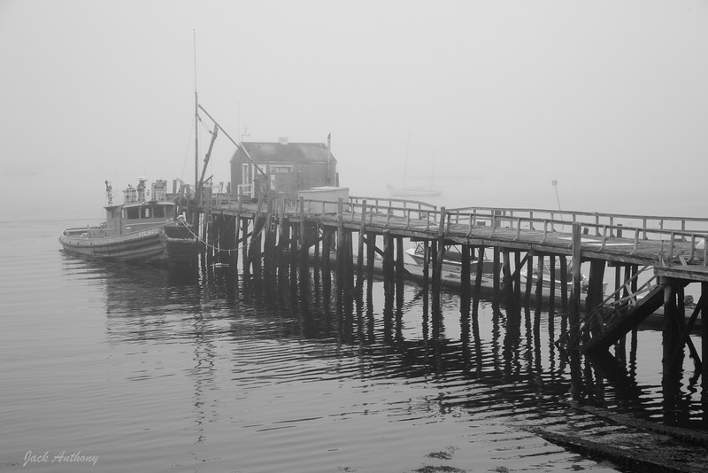 Maine Boat Launch