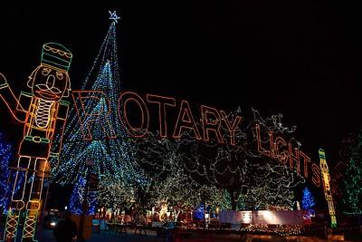 2015 UWL Rotary Lights