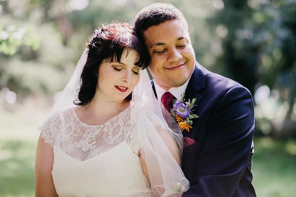 Jess and Jon - wedding
