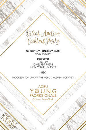 AGBU YP Silent Auction 2019