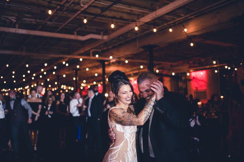 Art Factory Paterson NYC Wedding - Requiem Images 1268.jpg