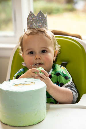 Joshua Eric: First Birthday 1/5/19
