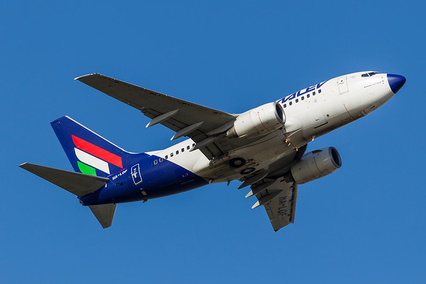 HA-LOF - Boeing 737-6Q8