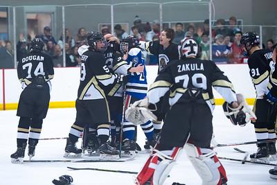 2020.02.28 Ice Hockey: Dominion/Potomac Falls @ Tuscarora/Westfield, NVSHL Provisional Championship