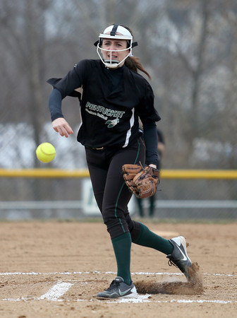 Haverhill vs Pentucket Softball