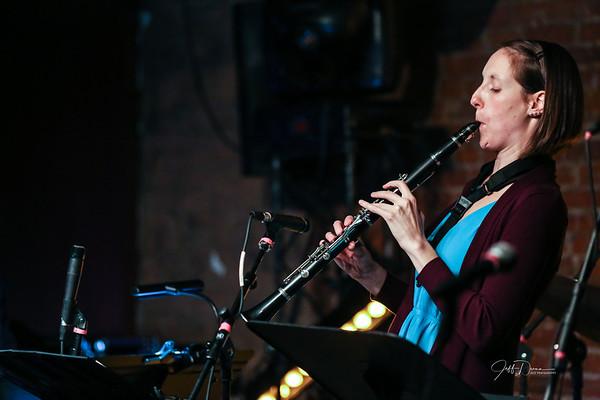 Janelle Reichman + 4 - A2 Jazz Fest 2018
