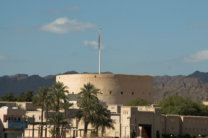 Nizwa Fort 1 - Nizwa, Oman