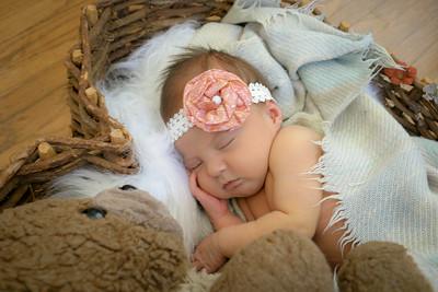 Abigail's Newborn Pictures