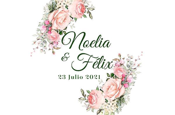 Noelia & Félix - 23 julio 2021