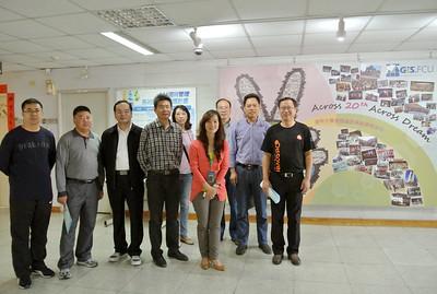 20151110 江西省基礎地理信息中心參訪
